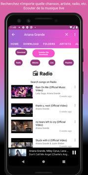 Musique gratuite a telecharger; Lecteur de YouTube capture d'écran 3