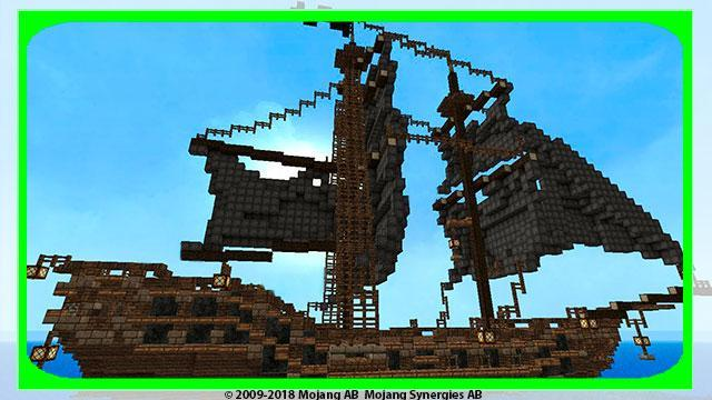 Ships mod for minecraft pe for Android - APK Download