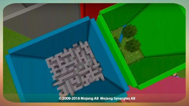 Escape the room maps for minecraft screenshot 1
