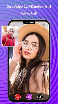 SAX Video Call - Random Girl Video call poster