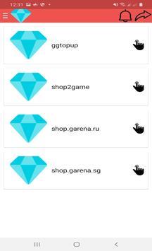 diamond via id screenshot 2