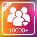 Likes & followers for All Social Media APK Android