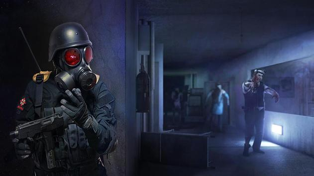 Zombie Encounter: Real Survival Shooter 3D- FPS poster