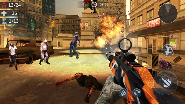 Zombie Encounter: Real Survival Shooter 3D- FPS screenshot 7