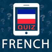 French Grammar Test icon