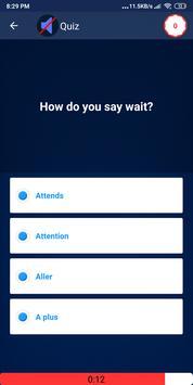 French Grammar Test screenshot 5