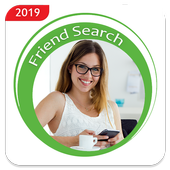 Friend Search for WhatsApp: Girlfriend Search icon