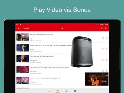 SonosTube imagem de tela 16