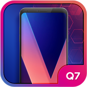 Theme for LG Q7 icon