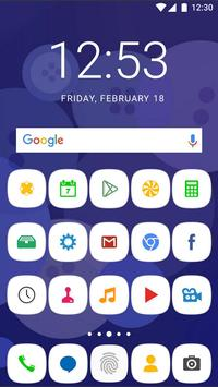 Theme for LG Q7 screenshot 3