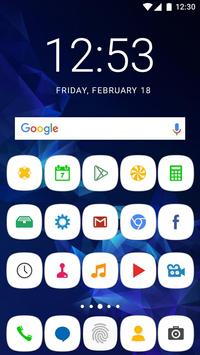 Theme for LG Q7 screenshot 2