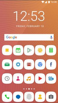 Theme for LG Q7 screenshot 4