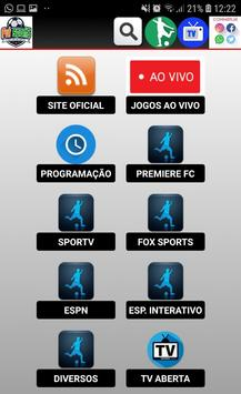 Fut Sports Live screenshot 1