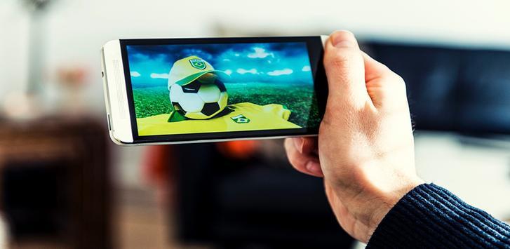 Futebol Da Hora imagem de tela 1