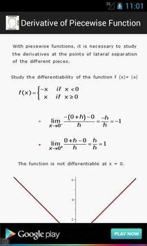 Higher Maths Formulas screenshot 2