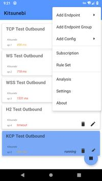 Kitsunebi screenshot 1
