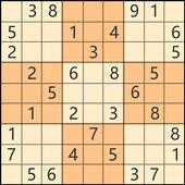 Trò chơi ô chữ miễn phí Sudoku biểu tượng