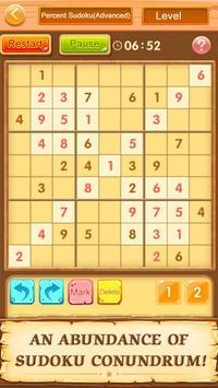 Trò chơi ô chữ miễn phí Sudoku ảnh chụp màn hình 10