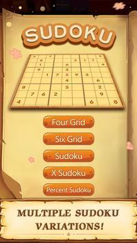 Teka teki silang Sudoku-Free screenshot 14