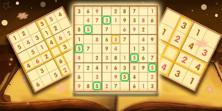 Trò chơi ô chữ miễn phí Sudoku ảnh chụp màn hình 15