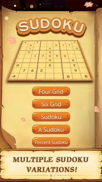 Teka teki silang Sudoku-Free screenshot 6