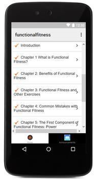 Functional Fitness screenshot 4