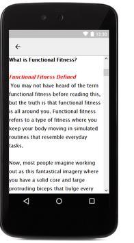 Functional Fitness screenshot 2