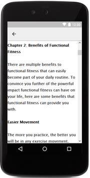Functional Fitness screenshot 3