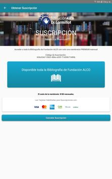 Biblioteca ALCO screenshot 9