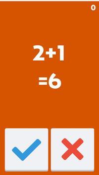 True False Math screenshot 1