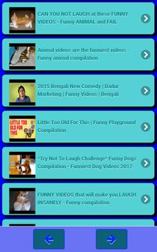 Funny Videos Of Animals screenshot 6
