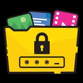 Folder & File Locker : Hide Photos and Lock Videos иконка