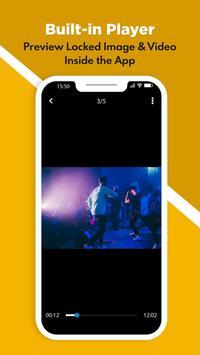 Folder & File Locker : Hide Photos and Lock Videos скриншот 4