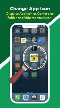 Folder & File Locker : Hide Photos and Lock Videos скриншот 17
