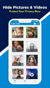 Folder & File Locker : Hide Photos and Lock Videos скриншот 1