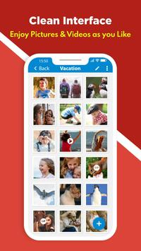 Folder & File Locker : Hide Photos and Lock Videos скриншот 2