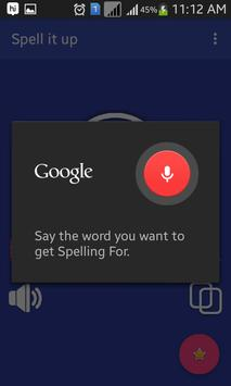 Spell and Pronounce Words Right screenshot 1
