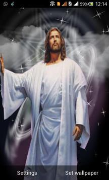 Jesus Live wallpaper screenshot 1