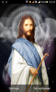 Jesus Live wallpaper screenshot 2