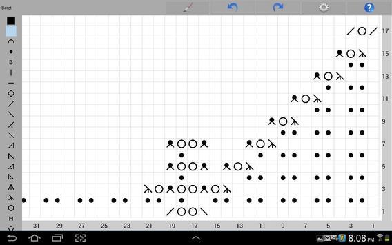 Knitting Chart Maker screenshot 1