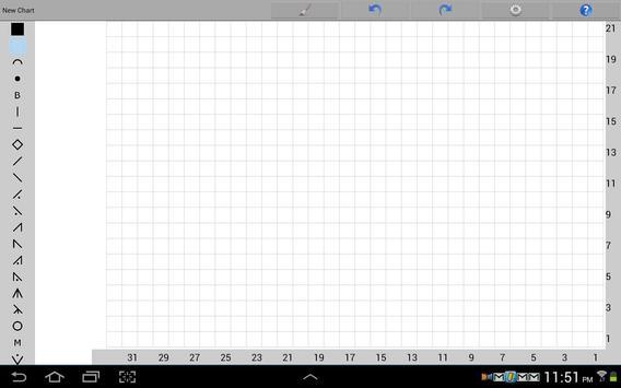 Knitting Chart Maker screenshot 7