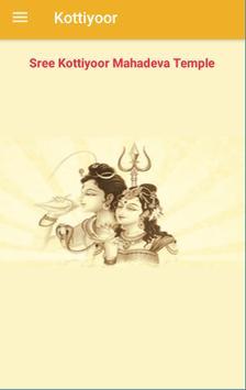 Kottiyoor Temple poster