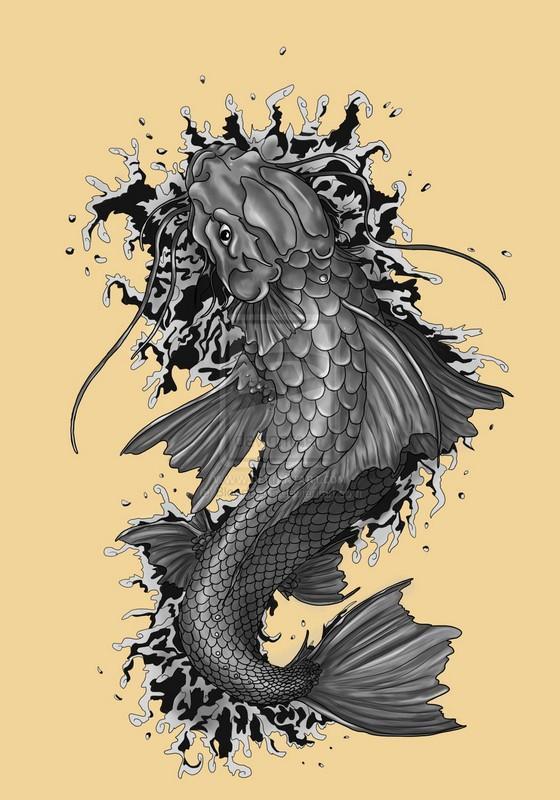 Koi Fish Art Hd Wallpaper For Android Apk Download