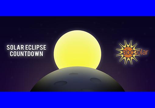 Rock Totality Eclipse Countdown Timer Apr. 8, 2024 screenshot 1