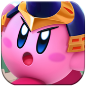 Kirby journey in the stars land icon