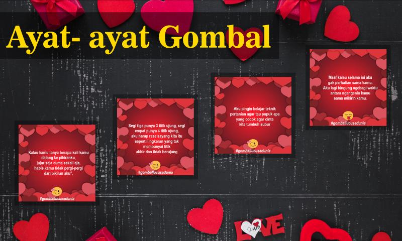 Kata Kata Gombal Buat Pasangan For Android Apk Download