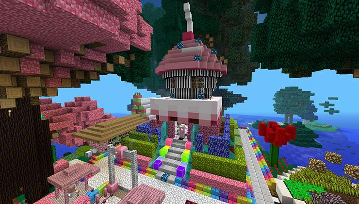 Kawaii House maps for MCPE for Android - APK Download on mcpe lost map, mcpe the walking dead map, mcpe mansion map, mcpe city map,