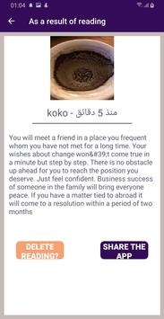 Palmistry & Daily Horoscope & Coffee Cup Readings screenshot 1