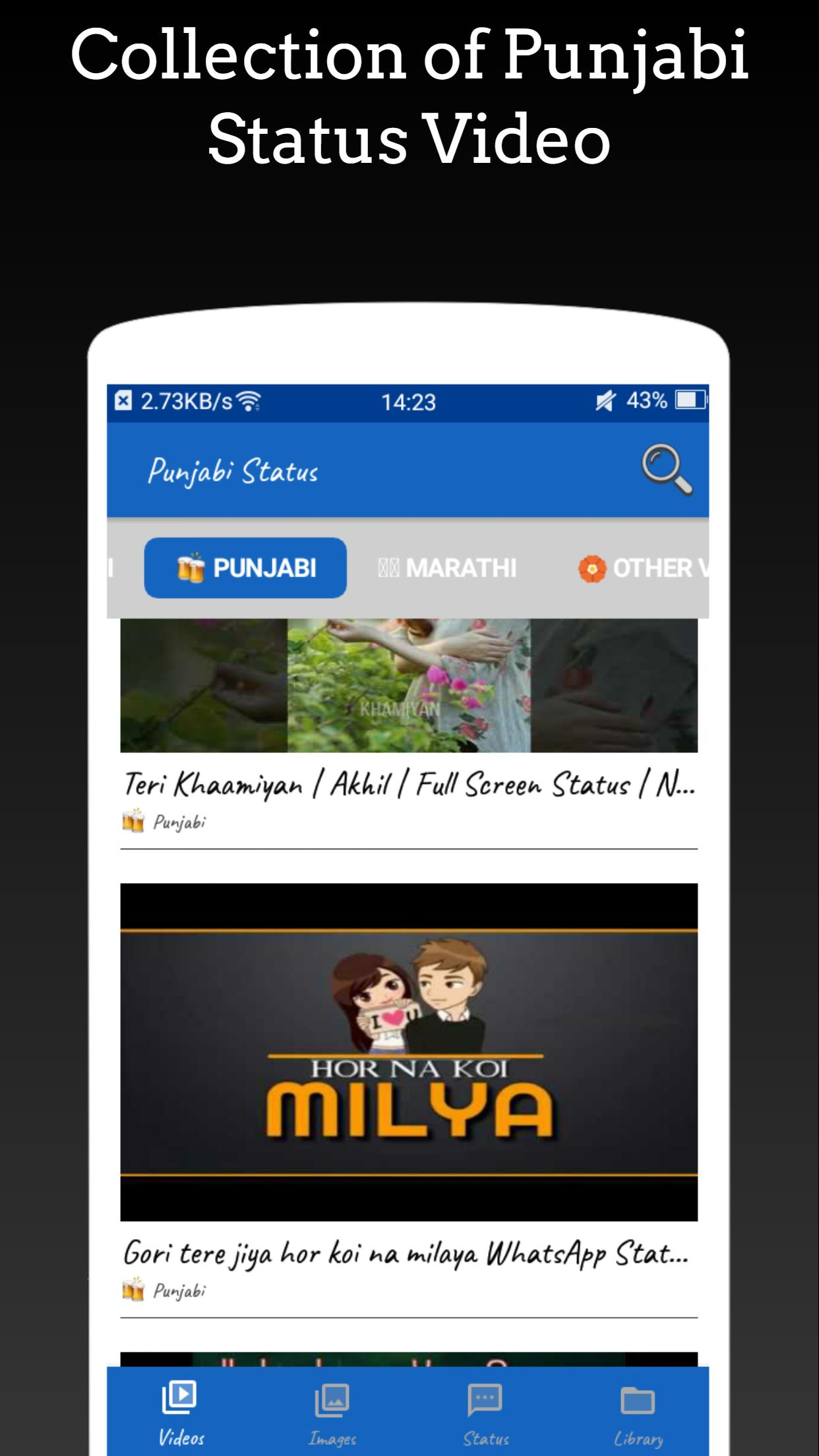Punjabi Video Status For Whatsapp For Android Apk Download