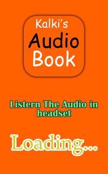 Kalki Audio Books | கல்கி ஒலி புத்தகம் screenshot 1